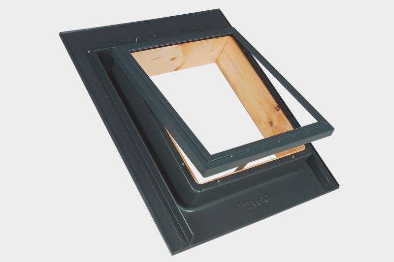 Ergo dachfenster 2000 - Dachfenster mit ausstieg ...